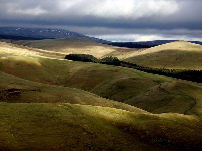 The otternburn hills
