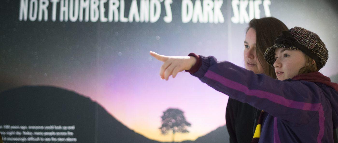 Dark Skies exhibitions