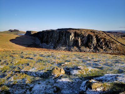 Steel Rigg in Northumberland National Park