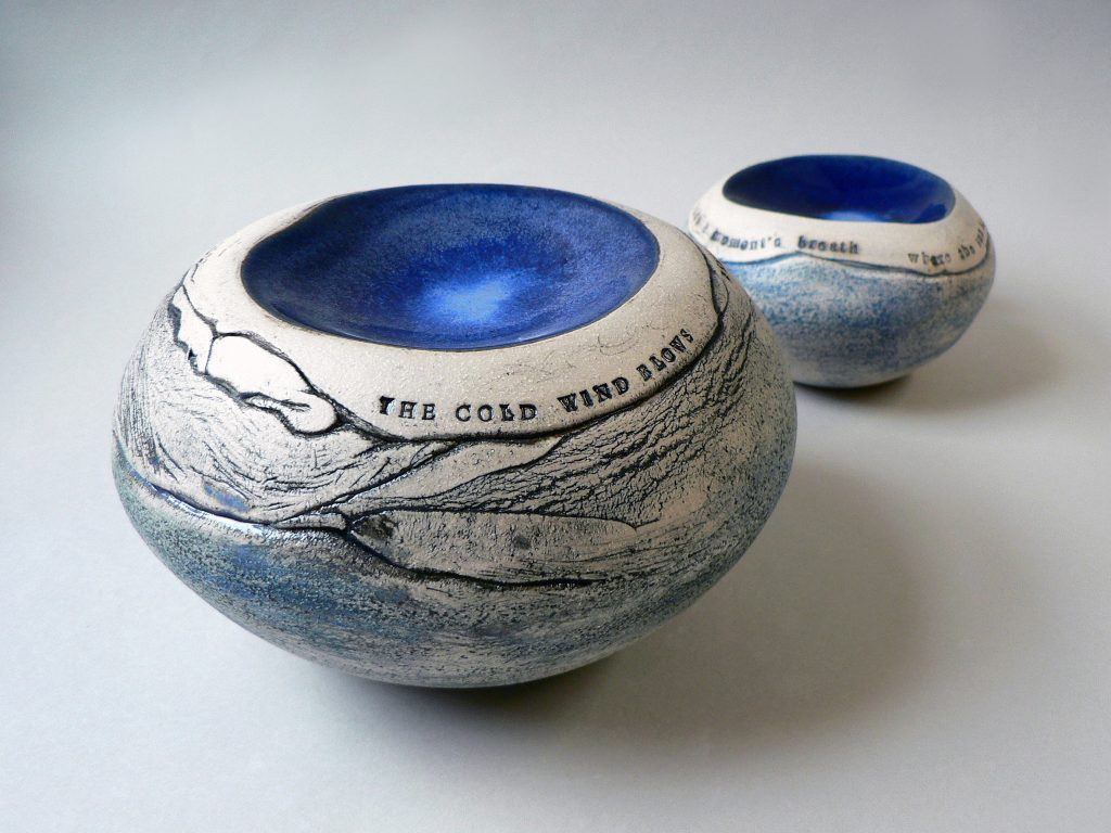 ceramics by Melanie Hopwood