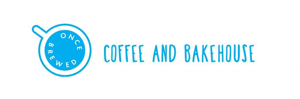 Once Brewed Coffee and Bakehouse logo