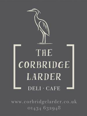 Corbridge Larder logo