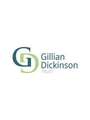 Logo of the Gillian Dickinson Trust