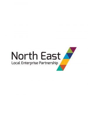 Logo of the North East Local Enterprise Partnership