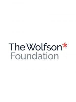 The Wolfson Foundation Logo
